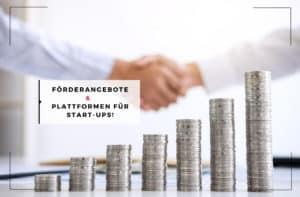 Förderung für Startups