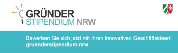 Gründerstipendium NRW