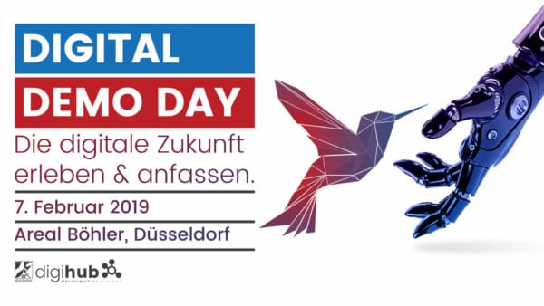 DIGITAL DEMO DAY 7. Februar 2019 Düsseldorf