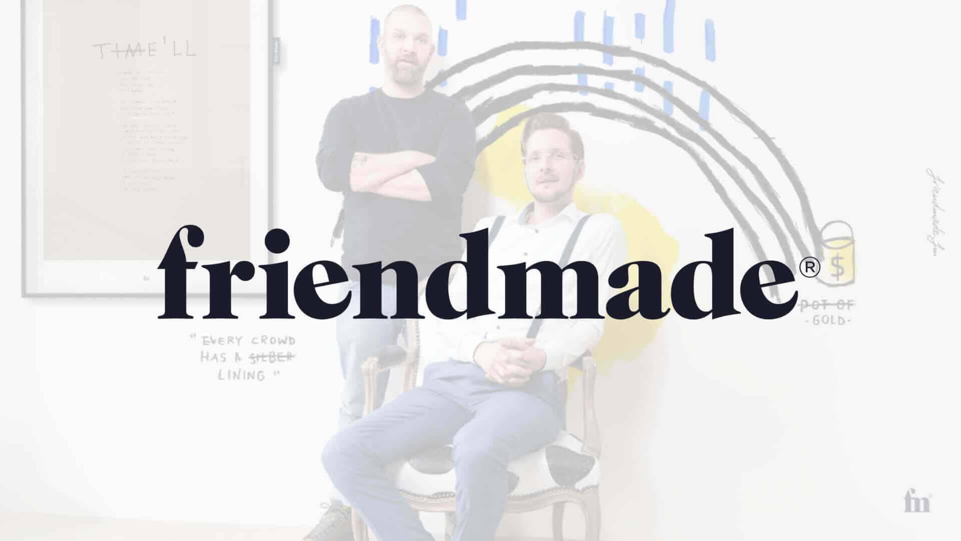 Friendmade Interview, Foto: Simon Hecht, Bearbeitung: Stijn van der Pol