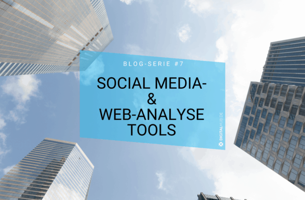 Analyse-Tools für Social Media und Website