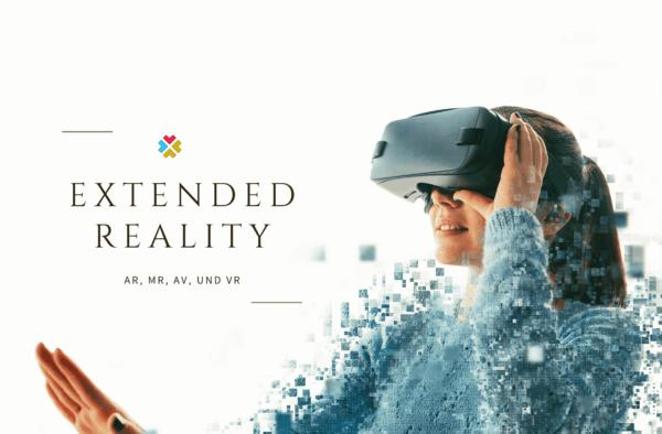 Extended Reality AR VR AV VR
