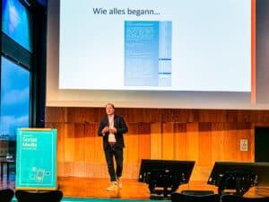 Rheinwerk Social Media Marketing Days, Foto: Simon Hecht
