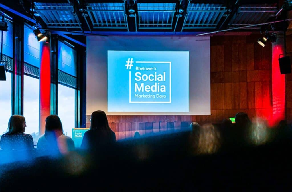 Rheinwerk Social Media Marketing Days