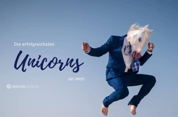 Unicorn-Start-ups weltweit