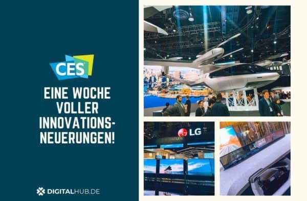 CES 2020: Eine Woche voller Innovationsneuerungen!