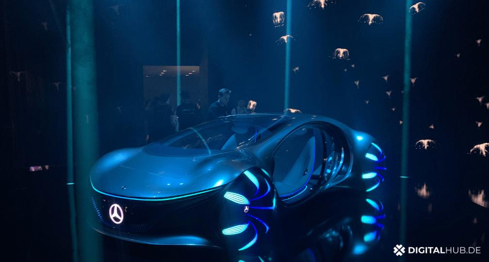 Mercedes-Benz Vision AVTR New