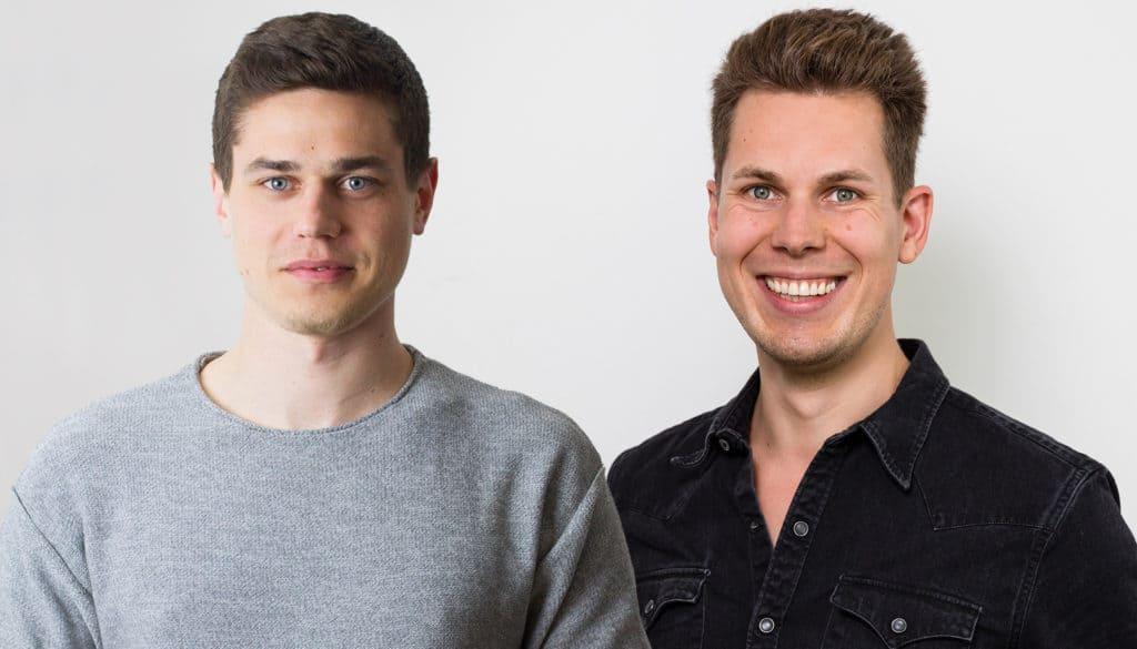 Christoph Rado und Denis Wolff