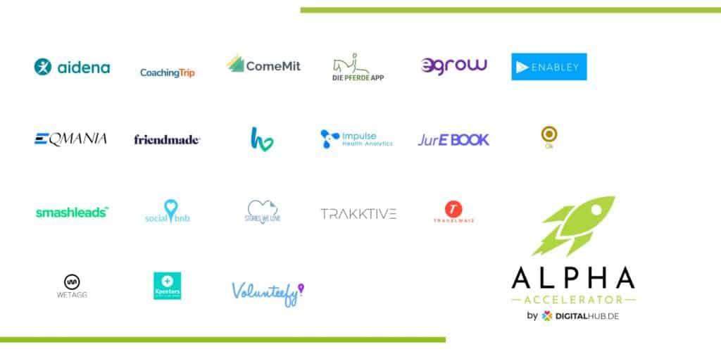 Startups Alpha Accelerator Programm