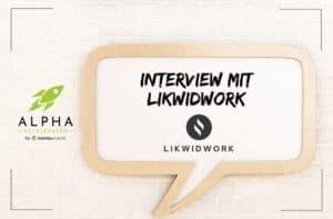 Startup Interview Likwidwork