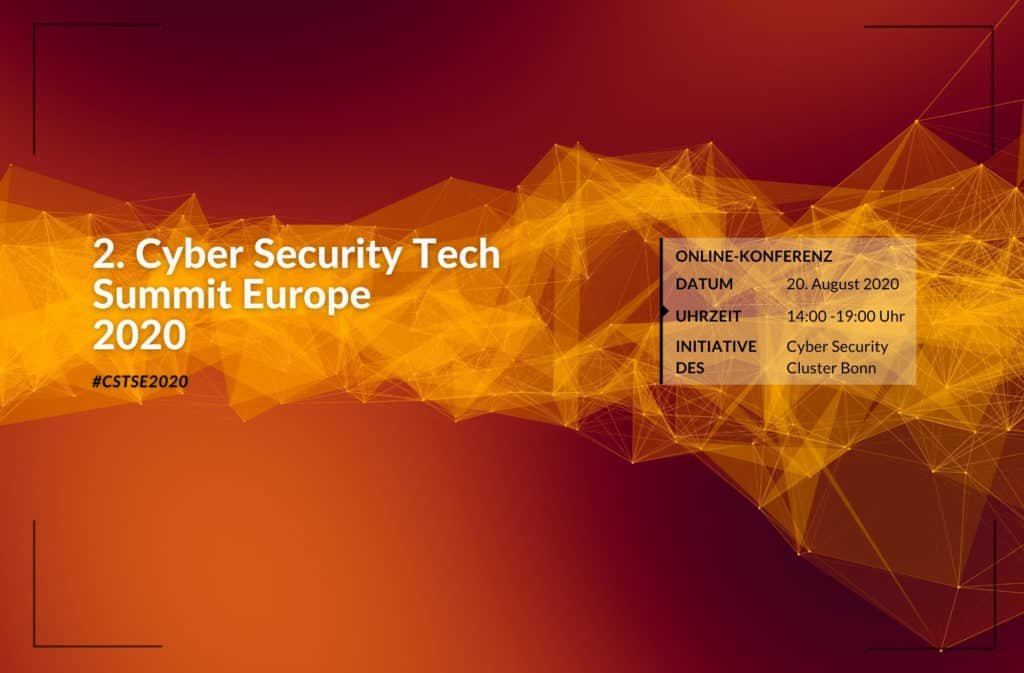 2. Cyber Security Tech Summit