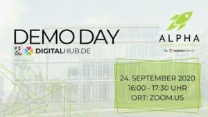 DEMO DAY by DIGITALHUB.DE