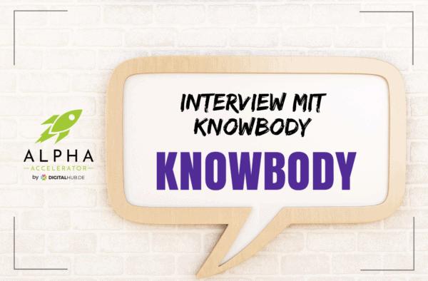 Startup Interview Knowbody