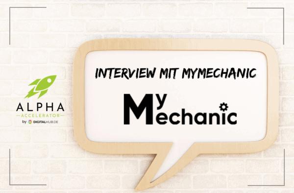 Startup Interview MyMechanic