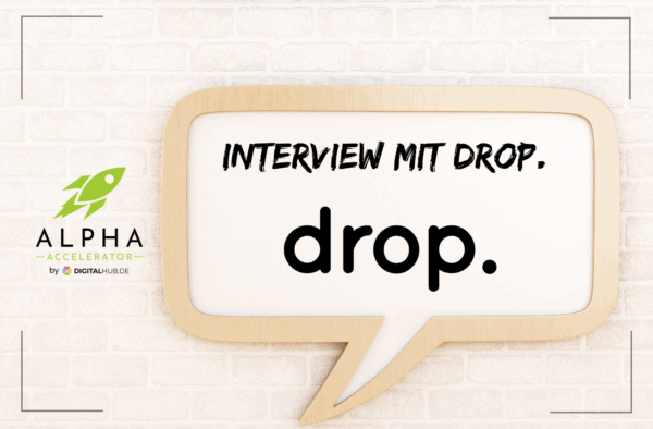 Startup Interview drop.