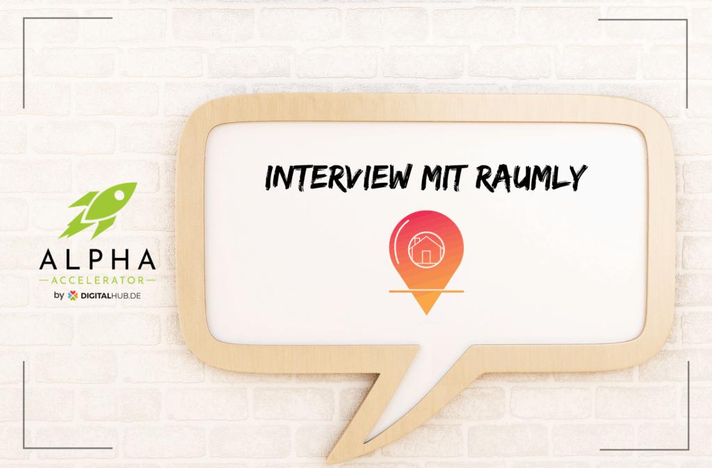Interview Startup Raumly