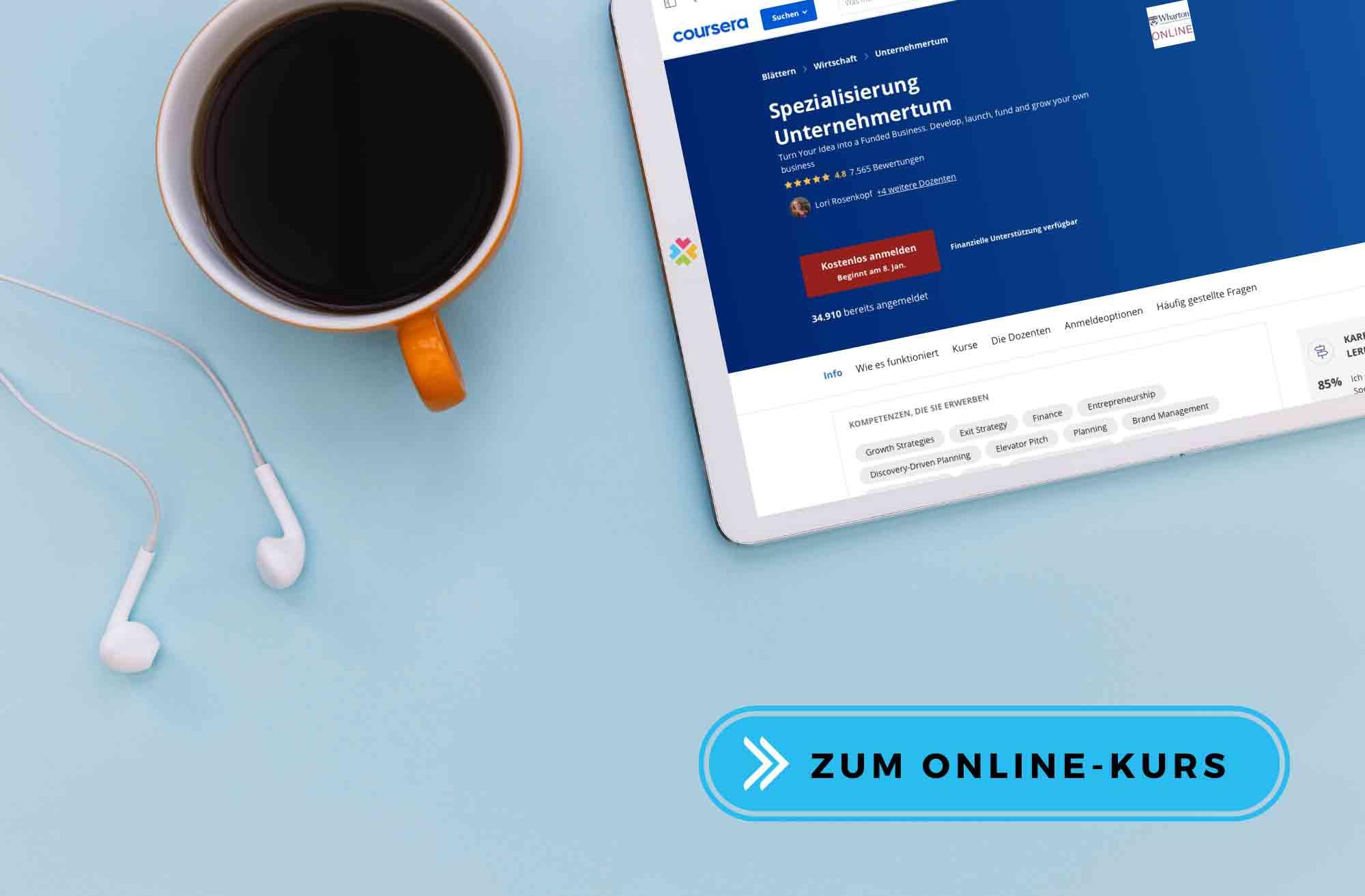 Online-Kurs DIGITALHUB.DE