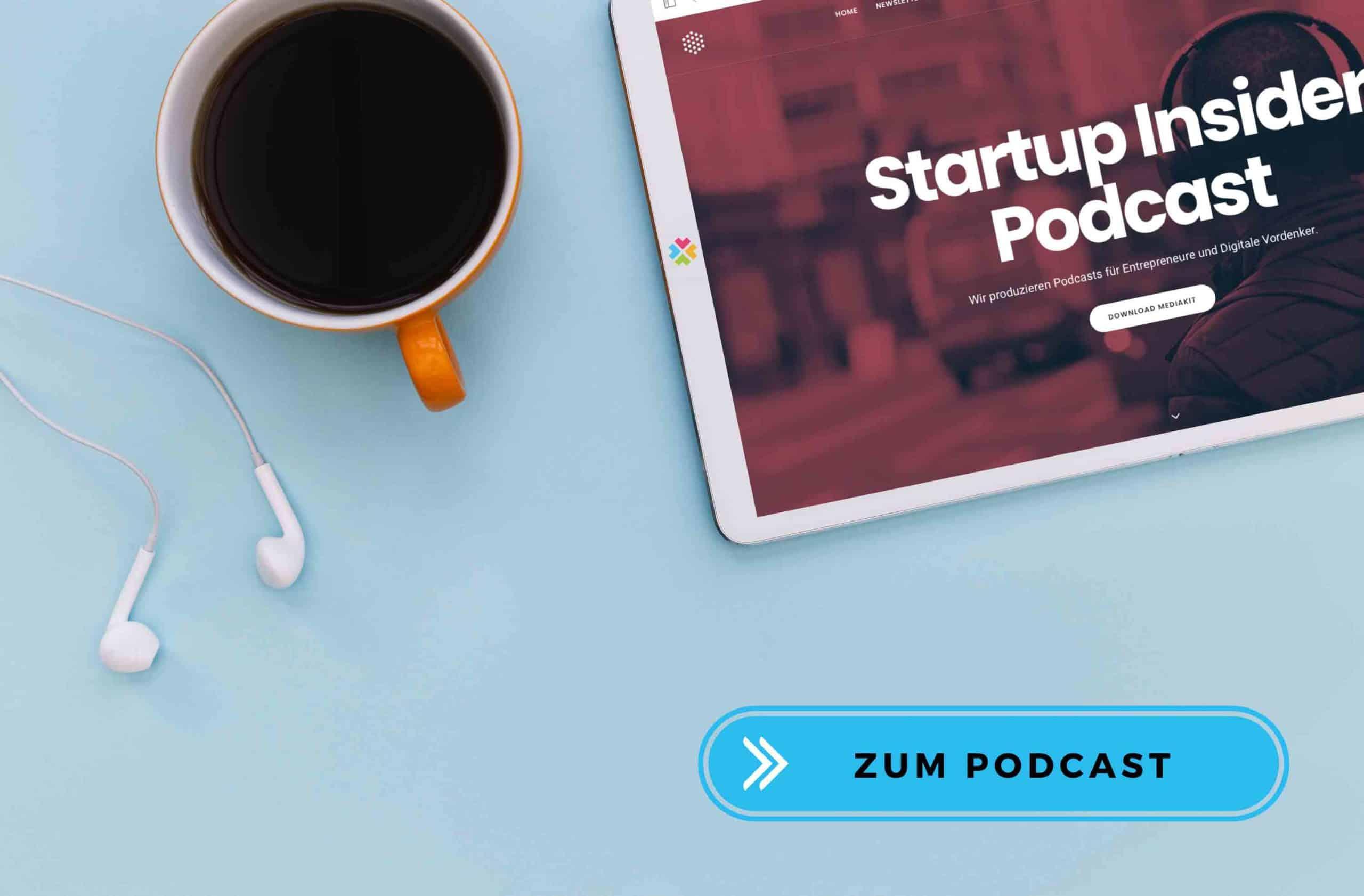startup insider Podcast