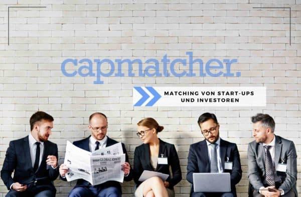 Capmatcher Matching Investoren Startups DIGITALHUB.DE
