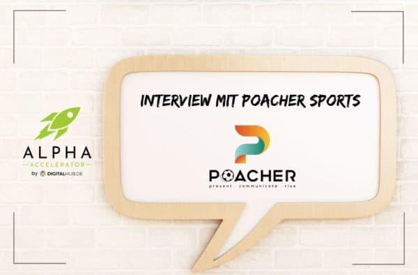 Online Scouting im Amateurfußball [POACHER Sports im Interview]