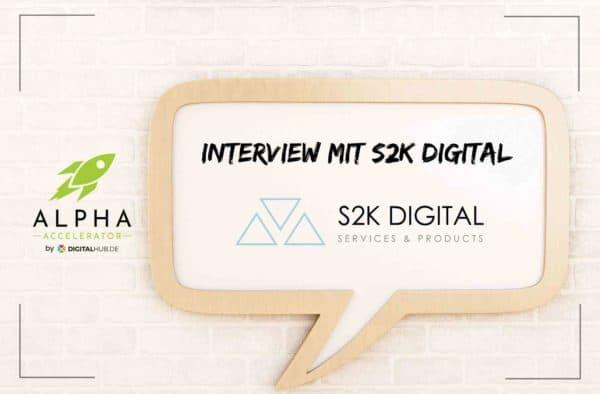 Start-up Interview s2kdigital final