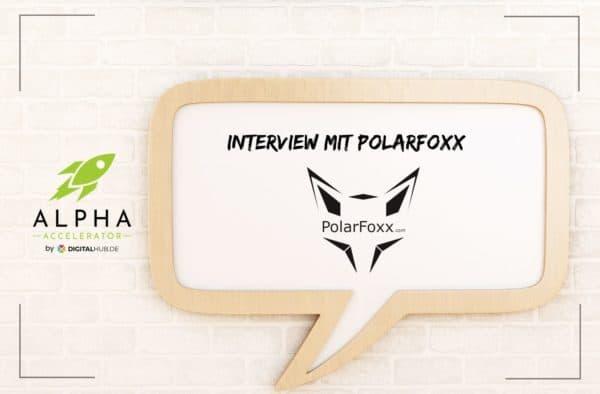 Startup Interview Polarfoxx