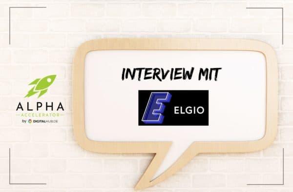 Startup Interview Elgio 2