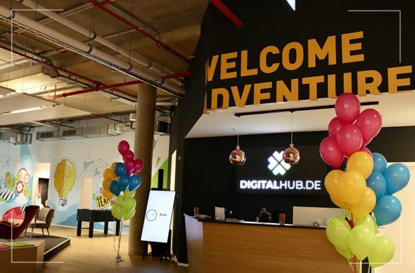 Blogbeitrag DIGITALHUB.DE