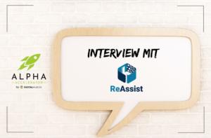 Digitaler Renovierungs Assistent[ReAssist im Interview]