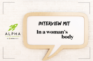 In A Woman's Body im Interview