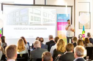 Blogbeitrag Eröffnung Coworking Space in Bonn