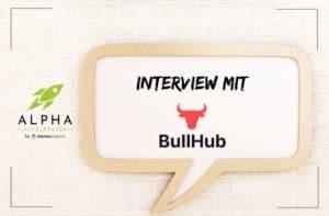 Startup Interview BullHub