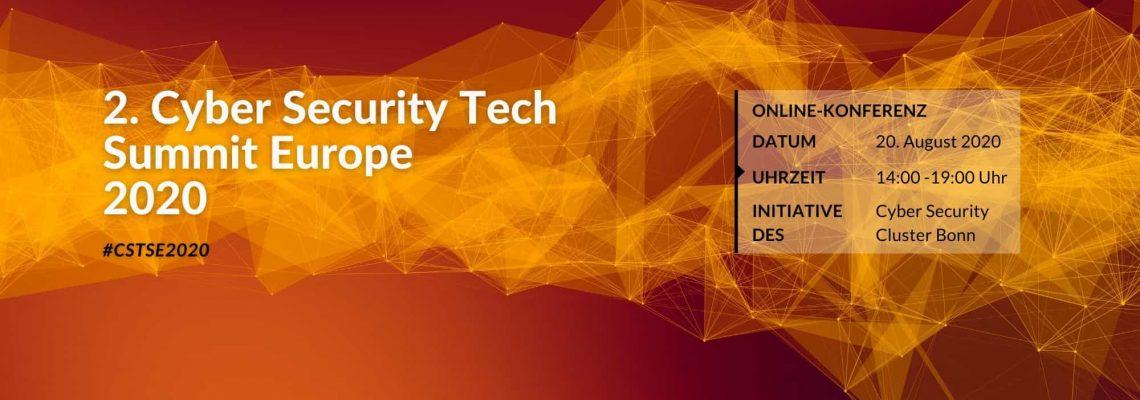 2. Cyber Security Tech Summit