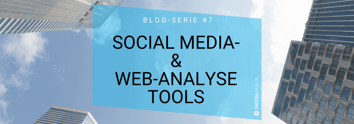 Analyse-Tools für Social Media und Website
