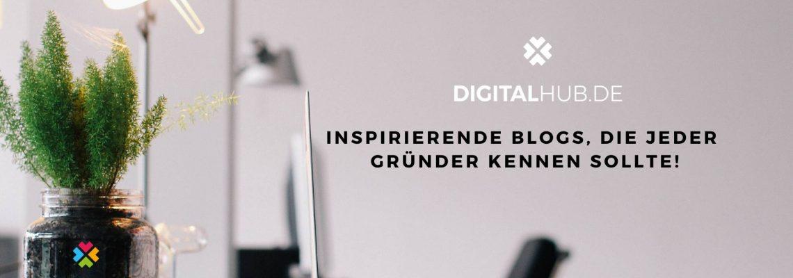 Blogs, die jeder Gründer kennen sollte