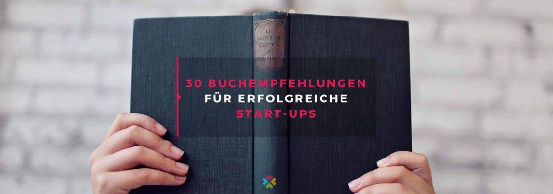 Buchempfehlungen Startup Gründer