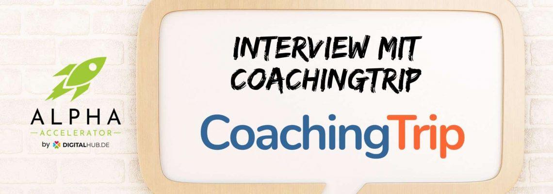 Interview mit CoachingTrip