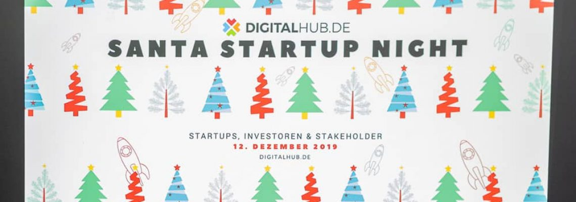 Santa Startup Night DIGITALHUB.DE