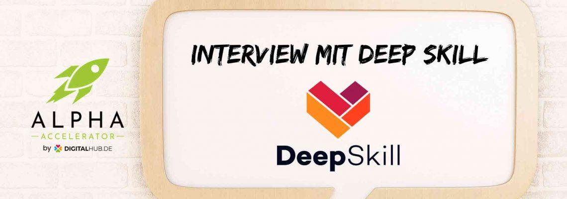 Deep Skill im Interview