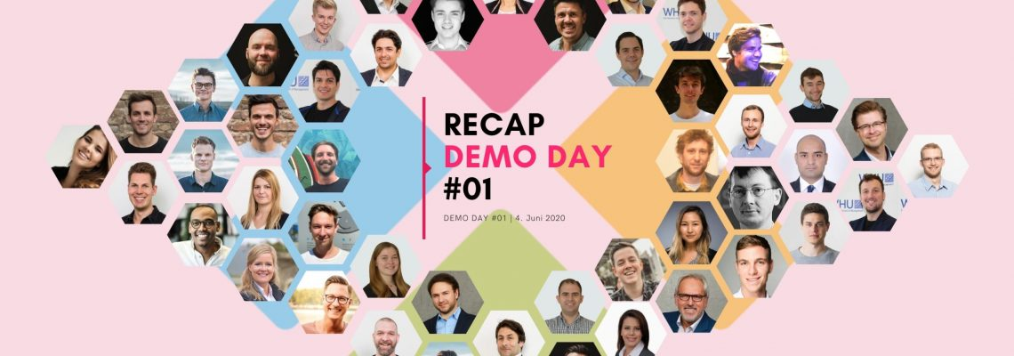 Demo Day #01 RECAP