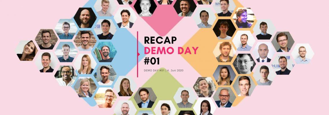 Demo Day #01 RECAP