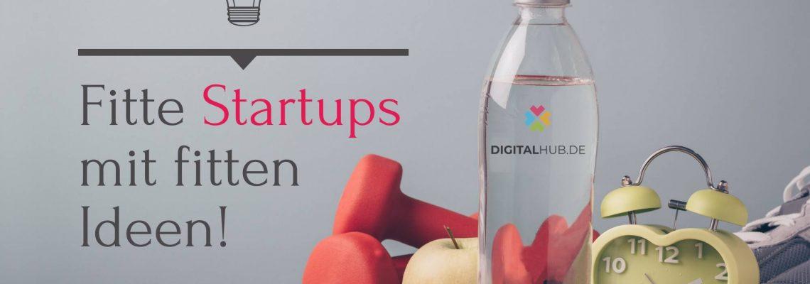Fitte Startups mit fitten Ideen