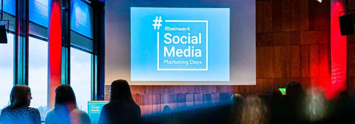 Rheinwerk Social Media Marketing Days