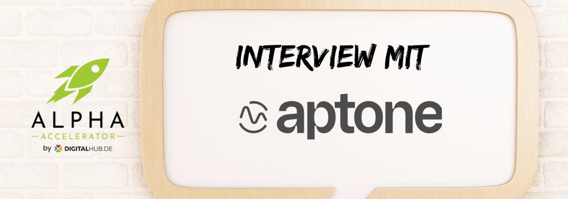 Startup Interview aptone