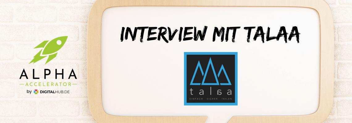 Startup Interview talaa