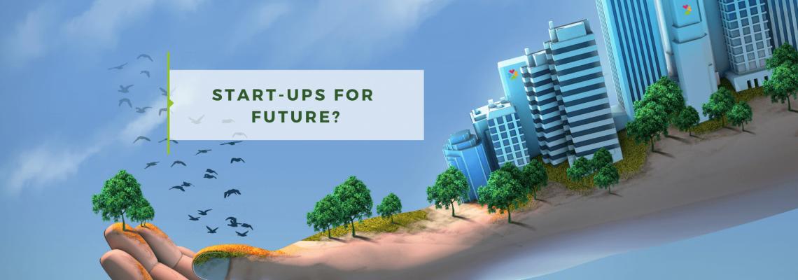 Startups for Future? Blogbeitrag