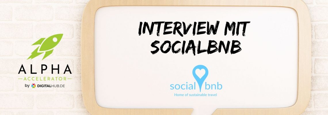 Interview mit socialbnb