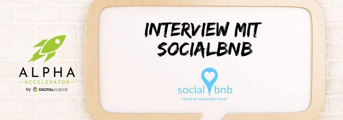 Interview mit socialbnb